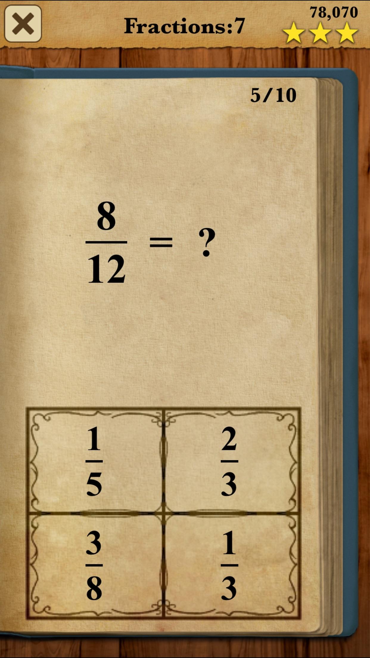 King of Math Screenshot