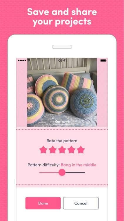 LoveCrochet: Crochet companion screenshot-4