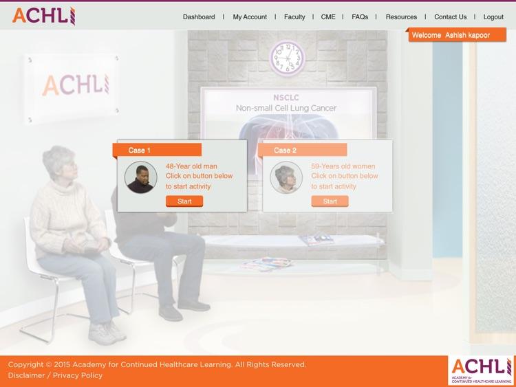 NSCLC Virtual Clinic