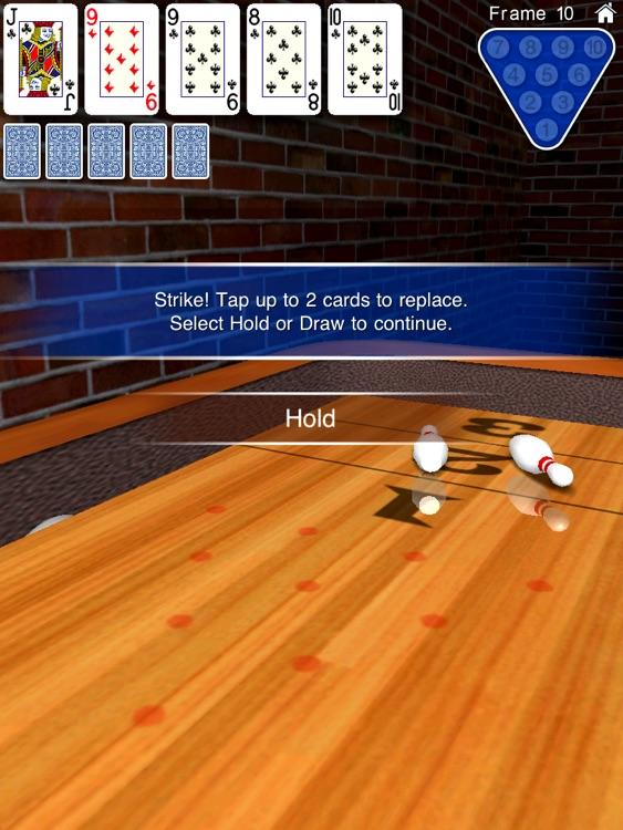 10 Pin Shuffle HD Bowling screenshot-3