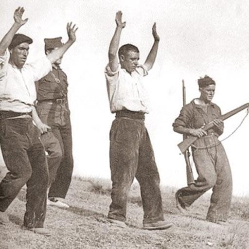 Documentos históricos de la Guerra Civil Española