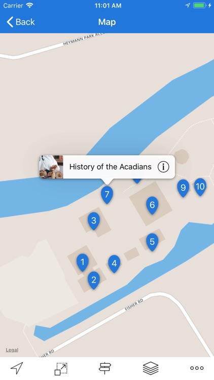 Vermilionville History Museum screenshot-4