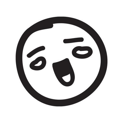 Doodle Emoji Stickers