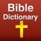 4001 Dictionary entries are supported by over 11,000 links to Bible references