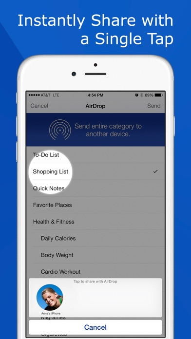 Weight Tracker: Food Journal app image