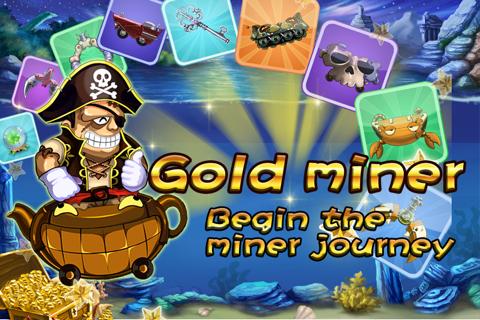 Gold Miner 2018 - náhled