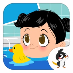 Baby Bath Time - Cute Kids App