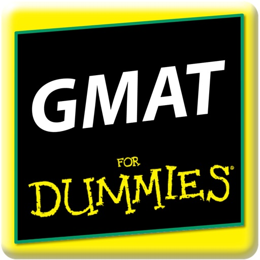 GMAT Practice For Dummies