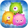 Monster Busters World : Awesome Matching Puzzle