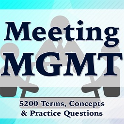 Meeting Management Test Bank 5200 Flashcards Study Notes