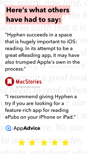 Hyphen On The App Store