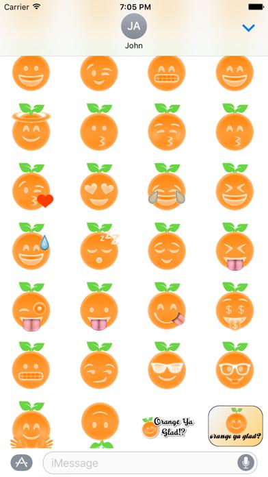 Orange Ya Glad? screenshot two