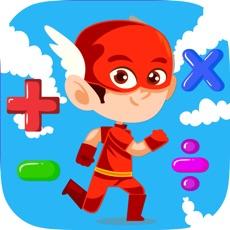 Activities of Super Hero Math Games