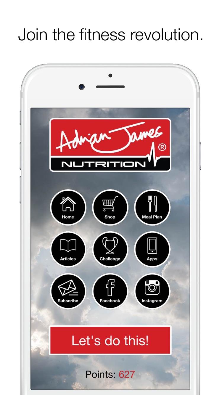 Adrian James 6 Pack Abs Workout screenshot-1