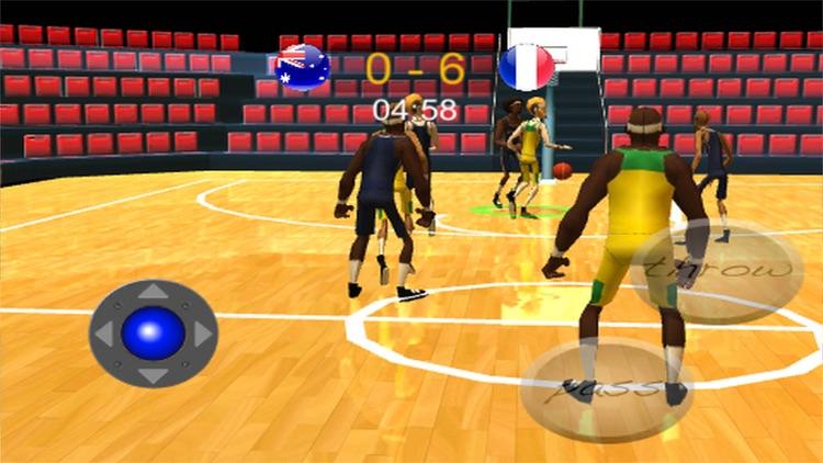 Basketball World 2016 screenshot-3