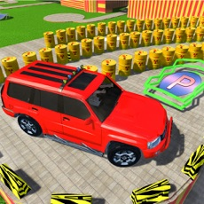 Activities of Parking Obstacle Course 3d