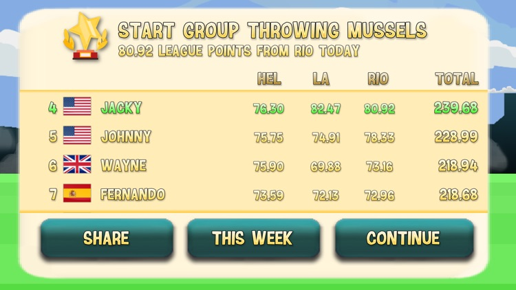 Javelin Masters 3 screenshot-3