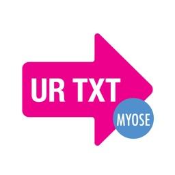 Arrows - MYOSE - Make Your Own Sticker Emoji