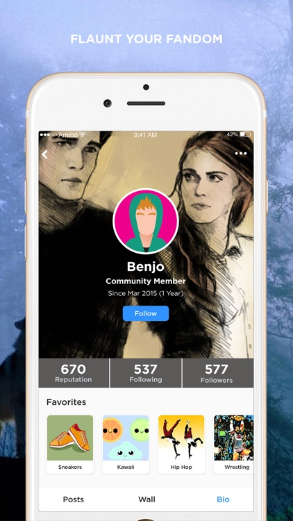 Alpha Amino for Teen Wolf