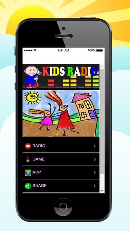 Kids Radio - Radios Children's Music