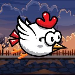 Tap Tap Chicken Flying Adventures Pro