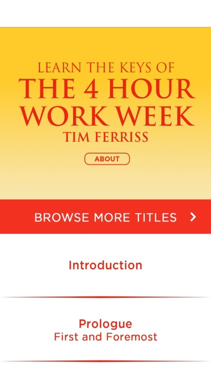 The 4 Hour Work Week by Tim Ferriss Meditations Audiobook screenshot-1