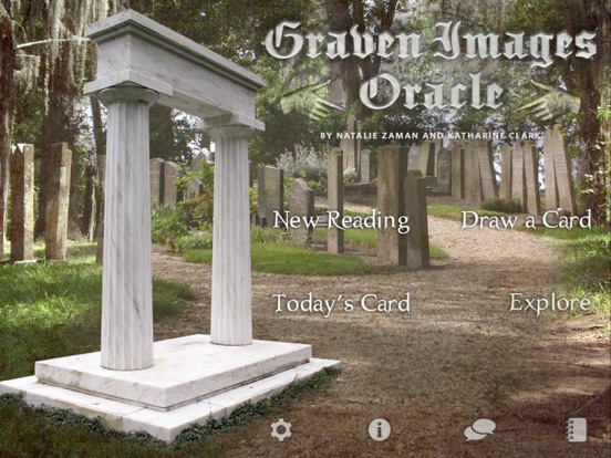 Graven Images Oracle-ipad-0