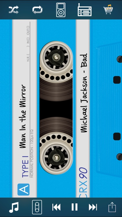 DeliTape - Deluxe Cassette Player screenshot-4