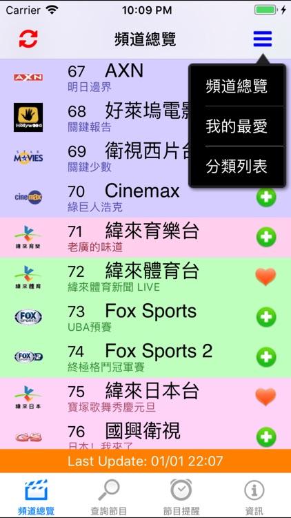 我愛看電視 (台灣版)