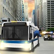极度疯狂的犯罪市内公交车司机3D模拟器