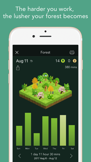Image result for forest app
