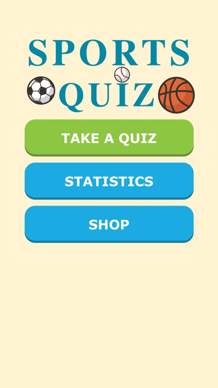 Sports Quiz - Trivia Questions - Online Game Hack and Cheat