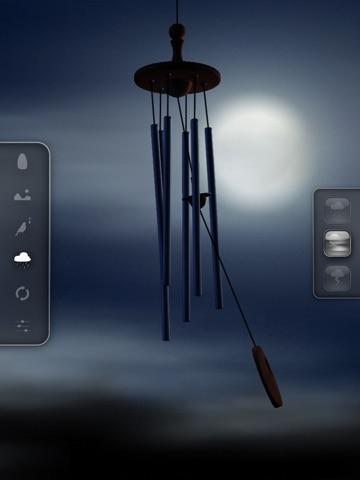 Screenshot #4 for Breeze: Realistic wind chimes