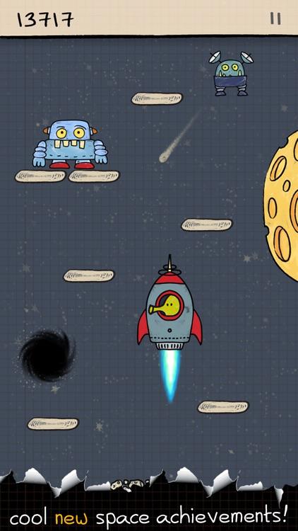 Doodle Jump FREE - BE WARNED: Insanely addictive screenshot-3