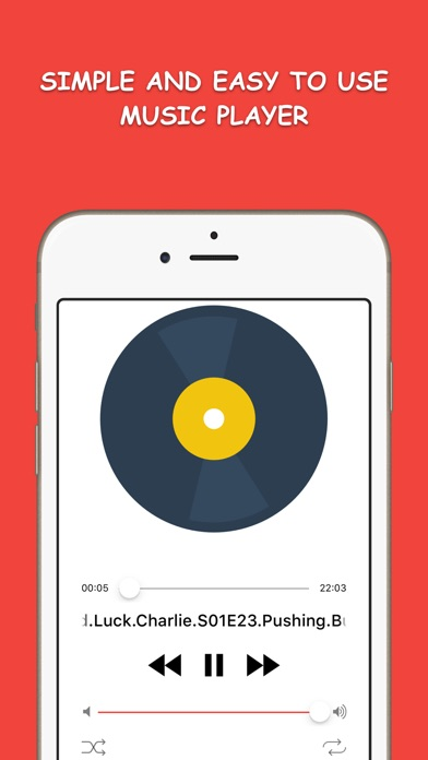 Unlimited Cloud Music Screenshot on iOS