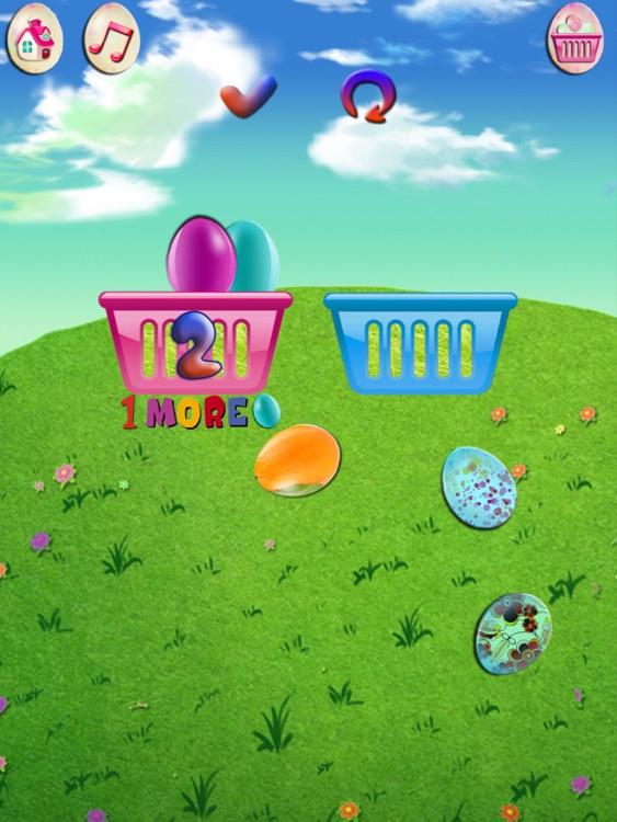 Easter Egg Roll:Add Minus Hunt screenshot-4