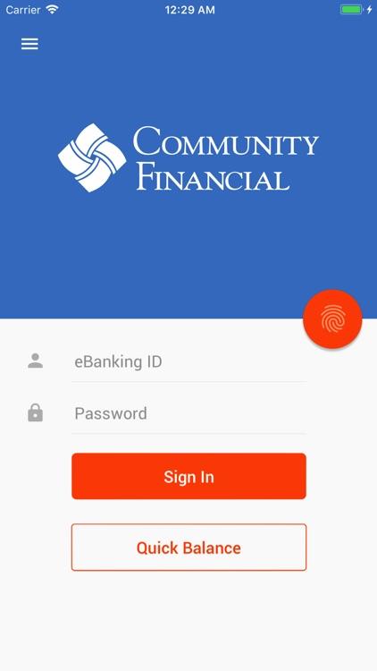 CFCU Banking