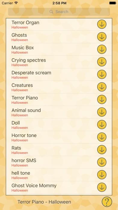 Halloween Ringtones Pro Edition app image