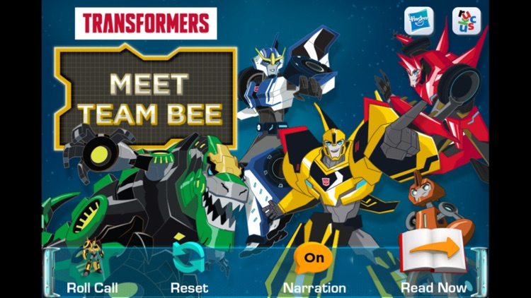 Transformers Robots in Disguise: Meet Team Bee screenshot-3