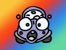Car Smileys funny stickers pack for iMessage