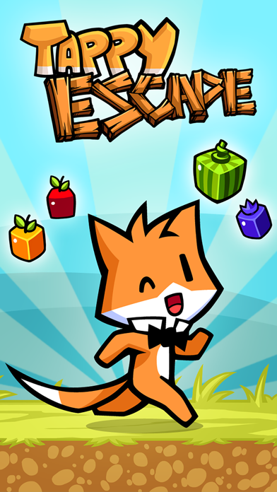 Tappy Escape - Free Adventure Running Game for Kids, Boys