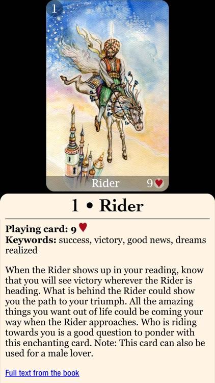 Fairy Tale Lenormand screenshot-3