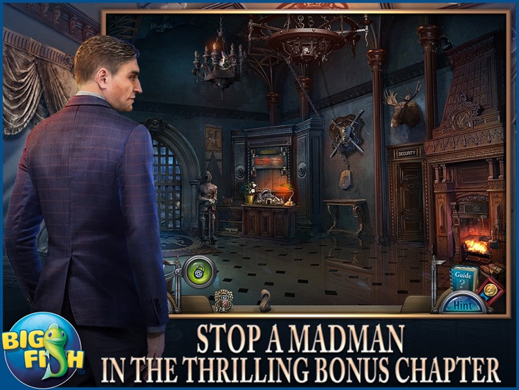 Punished Talents: Stolen Awards HD - A Mystery Hidden Object Game screenshot-3