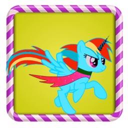 Little Unicorn Candy Adventure: My Magical Run in Sweet Paradise