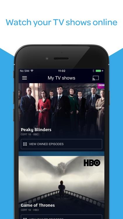 TalkTalk TV Player – Watch movies and TV screenshot-3