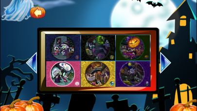 Halloween Jigsaw Puzzle screenshot two