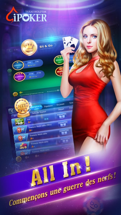 Texas Poker Pro.Fr screenshot-3