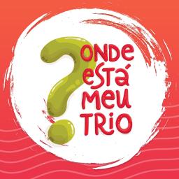 Ícone do app Onde está meu trio?