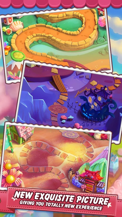 Candy Smash-Cookie hero 2016 Game screenshot-3