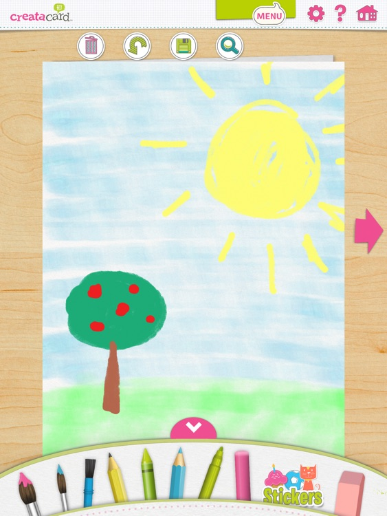 Creatacard Card Maker - Create and Send Birthday Cards and More! screenshot-1